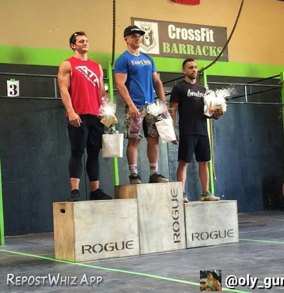 Hunter Dee, CrossFit Nittany Testimonials