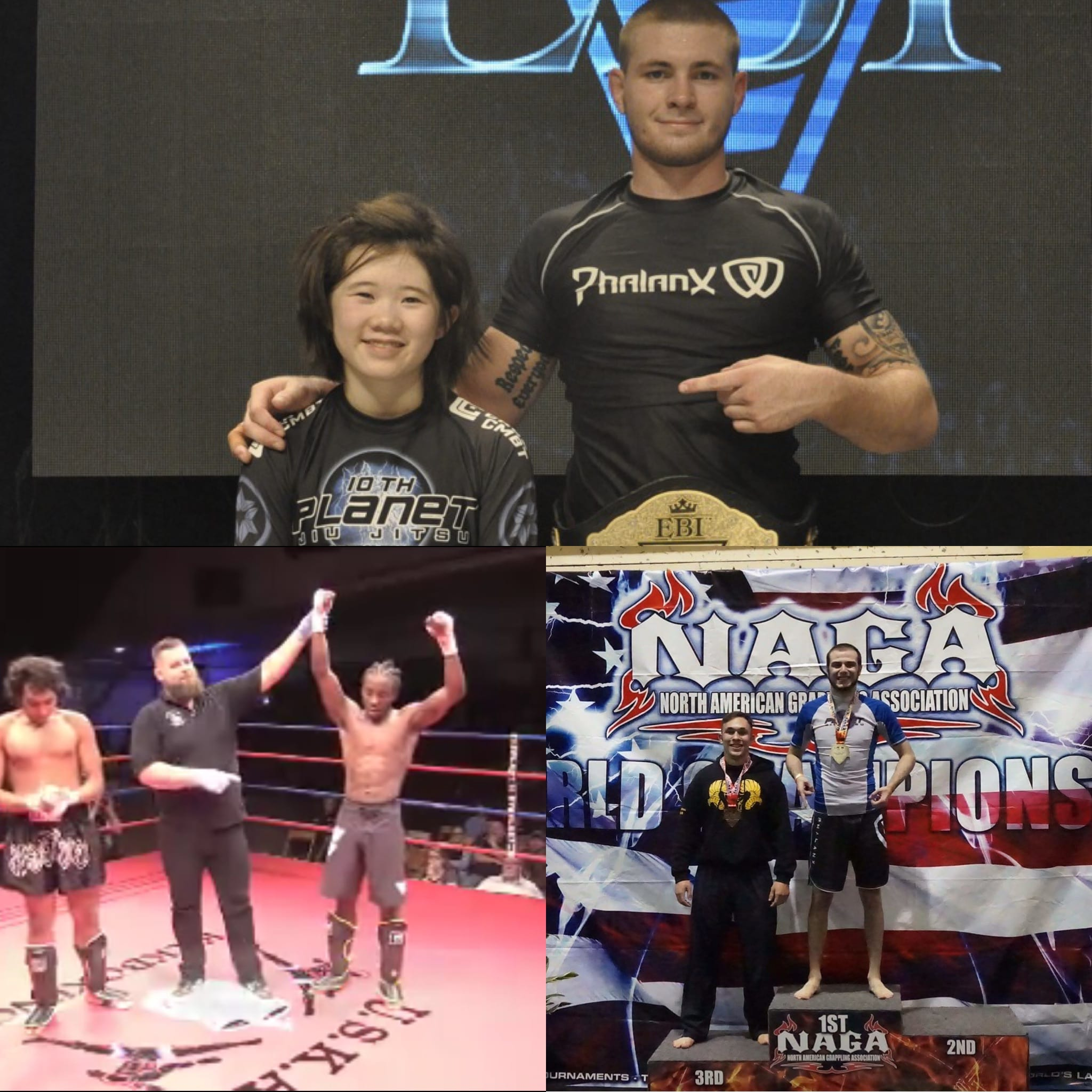 Epic Weekend for Finishers MMA/10th Planet Bethlehem