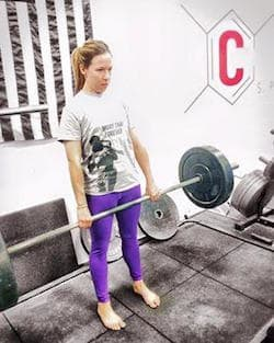 Catalyst SPORT Anne L., Team Renzo Gracie Muay Thai Kickboxer