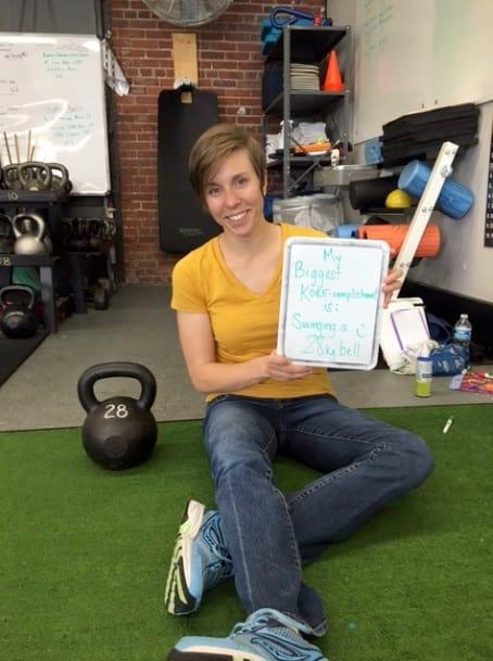 Emily Whitecotton, K.O.R.E. Wellness Testimonials
