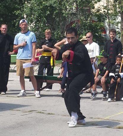 Jim S., Niagara Kung Fu Academy Testimonials