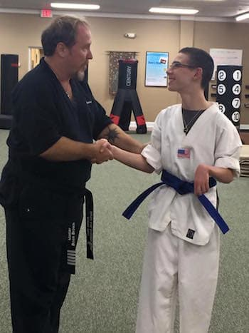 Chrystal C. , Ancient Ways Martial Arts Academy Testimonials