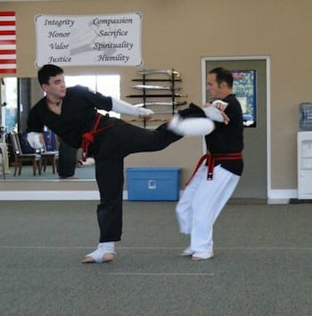 Benjamin C. , Ancient Ways Martial Arts Academy Testimonials