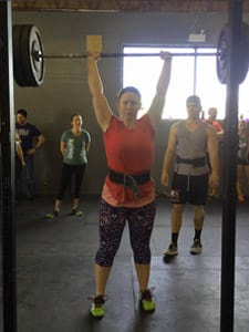 Megan Neill , West London Crossfit Testimonials