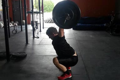 Aaron Hein , West London Crossfit Testimonials