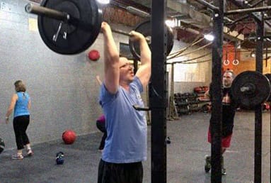 Matt Brown , West London Crossfit Testimonials