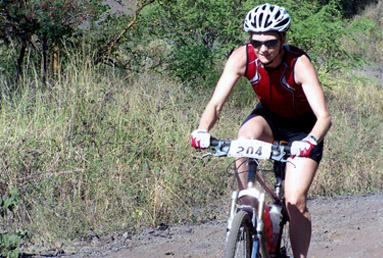 Lori Whitmore - Off Road Triathlete, West London Crossfit Testimonials