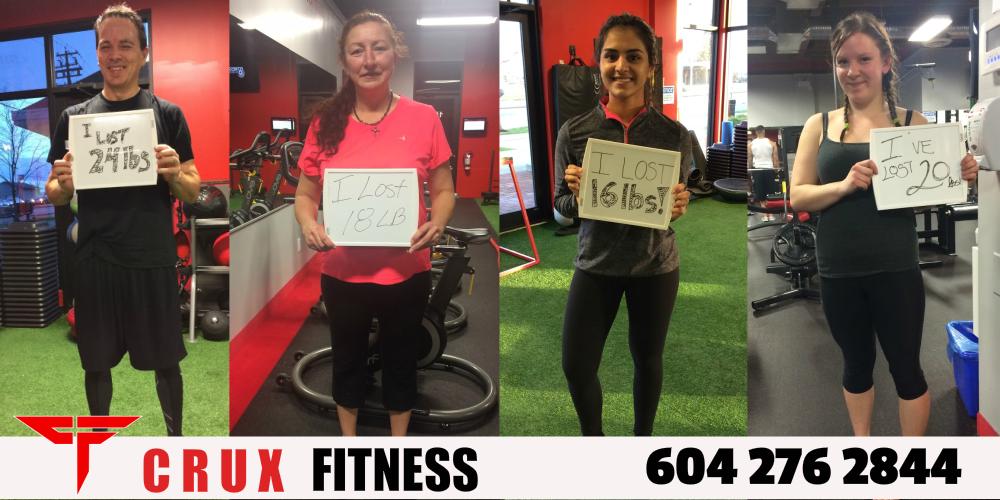 Client Success, Crux Fitness Testimonials