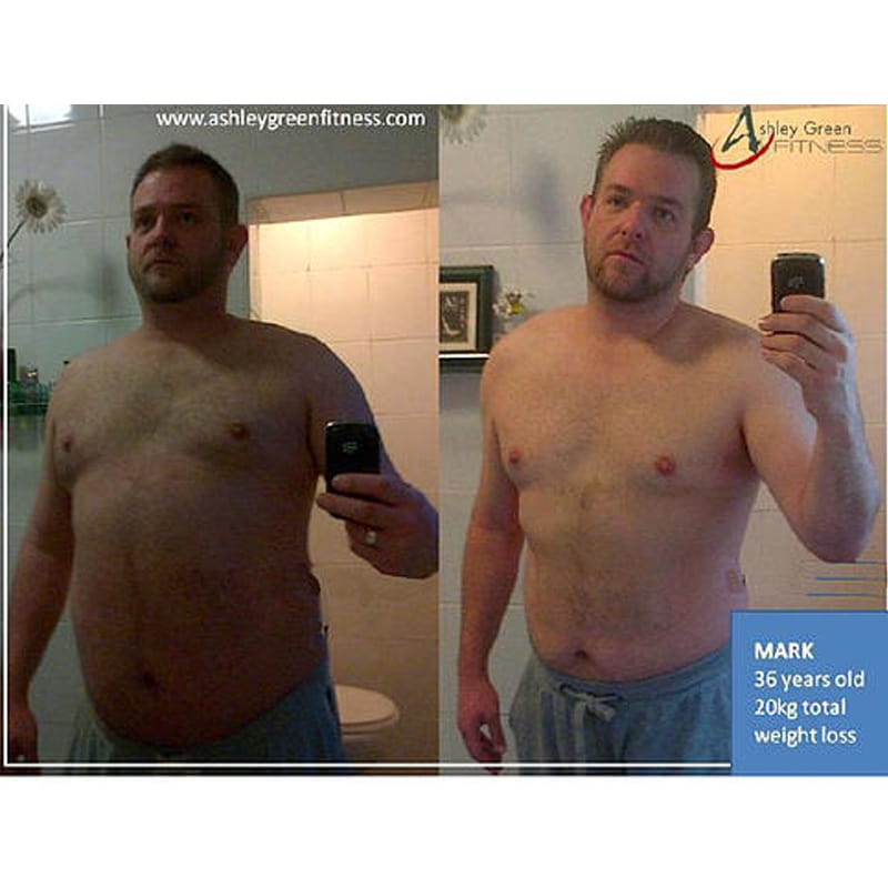Mark, The Better Body Guru Testimonials