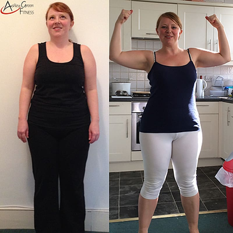 Sharon, AG Personal Fitness Testimonials