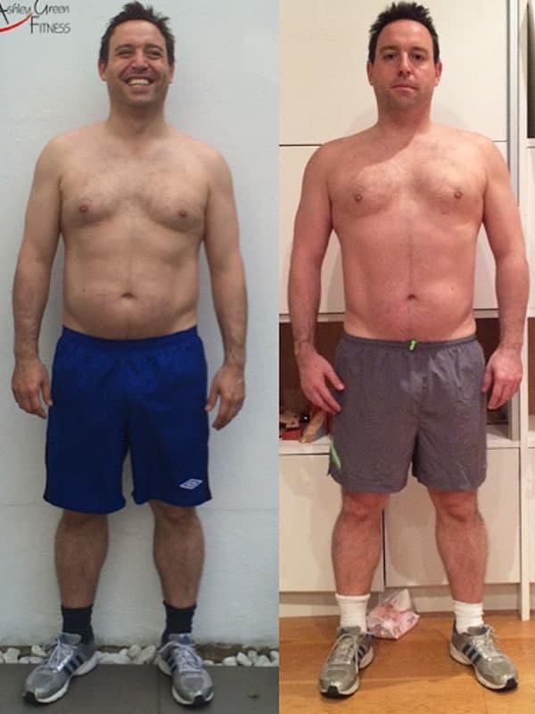 David, AG Personal Fitness Testimonials