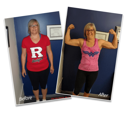Laura MacNeil - Lost 31 lbs | Lost 3.5 inches off her waist | Decreased body fat by 8.1% , Spectrum Fitness Consulting Testimonials