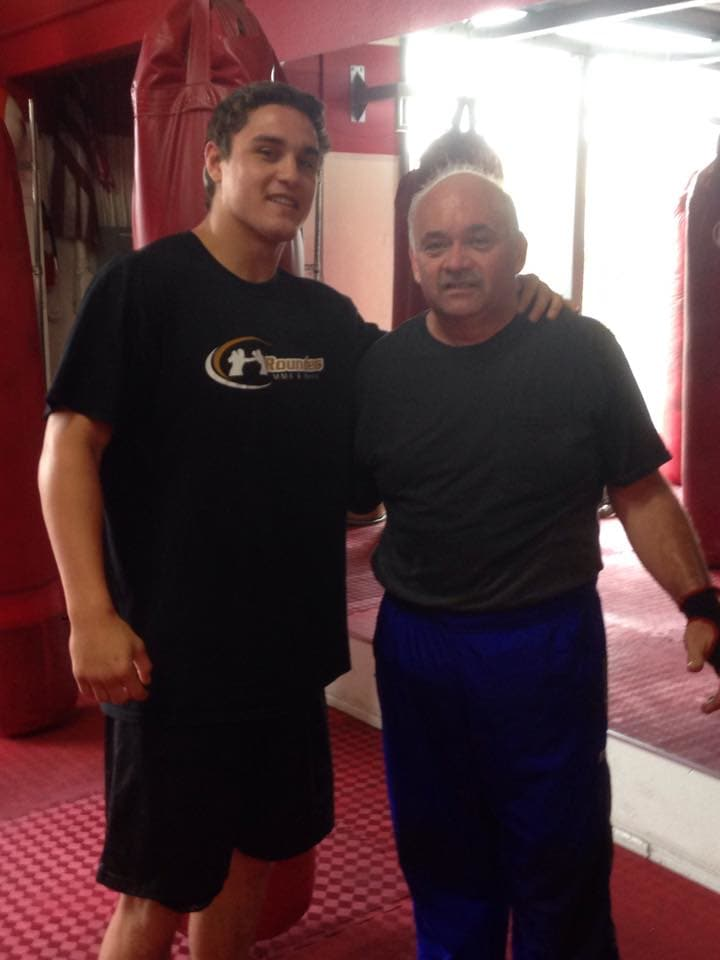 Rounders MMA Alfonso Montes