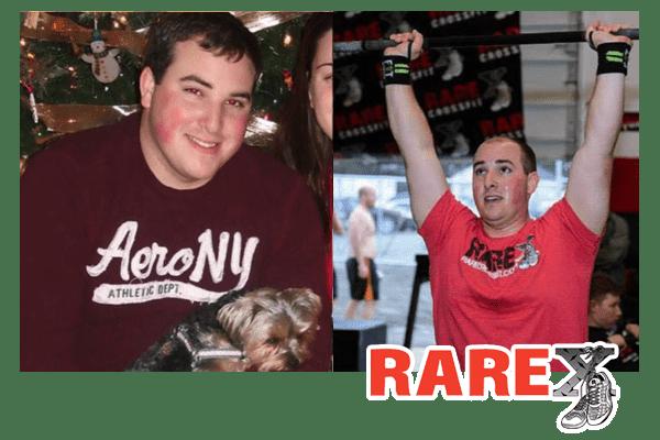 Nick Berrie , RARE CrossFit testimonials