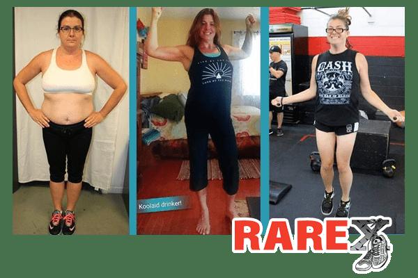 Melda Bates , RARE CrossFit Testimonials