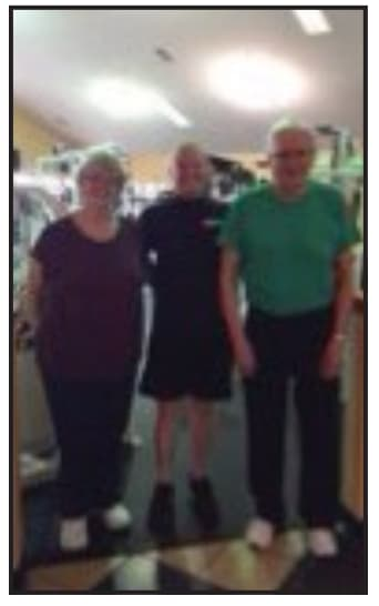 Ellen and Gordon A. , Wisconsin Personal Fitness Testimonials