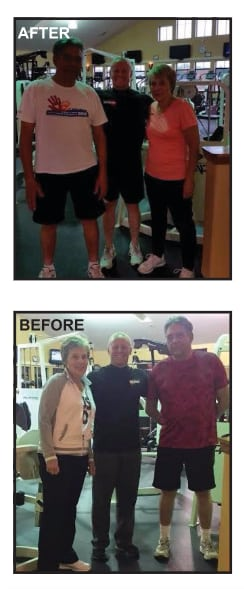 Mike and Mary E. , Wisconsin Personal Fitness Testimonials