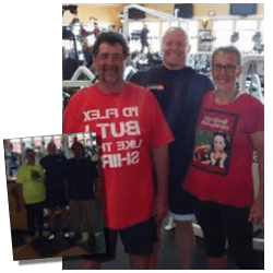 Bonnie and Ed W. , Wisconsin Personal Fitness Testimonials