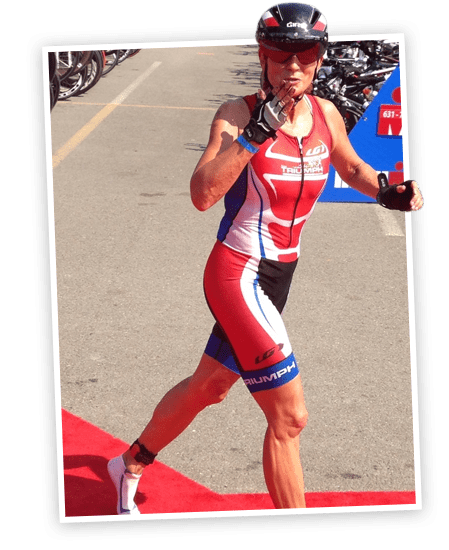 Team Triumph Triathlon Club Linda Lafrance