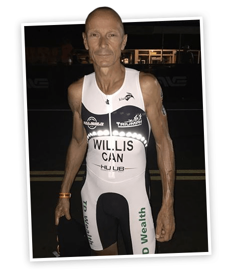 Team Triumph Triathlon Club Kevin Willis