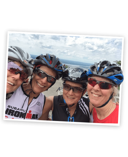 Renee Robert, Team Triumph Triathlon Club Testimonials