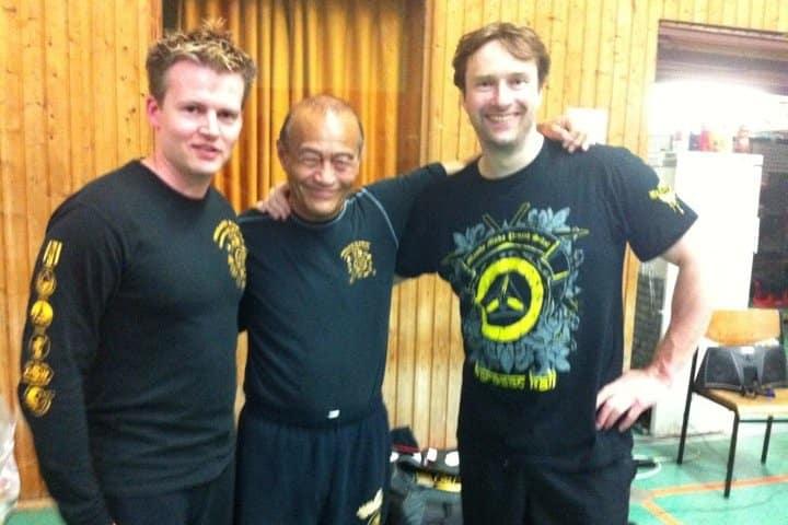 Guro Dan Inosanto, Laurence Sandum's Black Belt Martial Arts Academy Testimonials