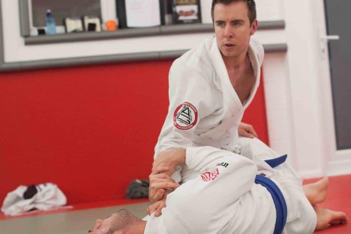 Martyn Rackham, Laurence Sandum's Black Belt Martial Arts Academy Testimonials