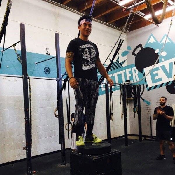 Gene Ramirez, CrossFit Elevation Testimonials