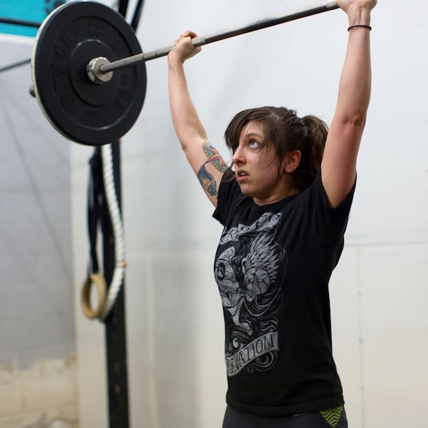 Alysia Caringi, CrossFit Elevation Testimonials
