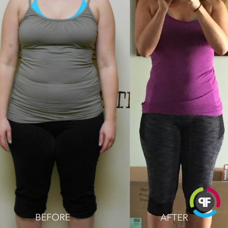 Courtney W., push!FITstudio Testimonials
