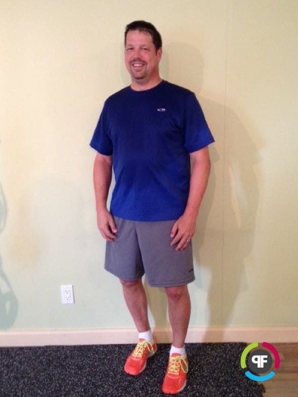 Guy L. , push!FITstudio Testimonials