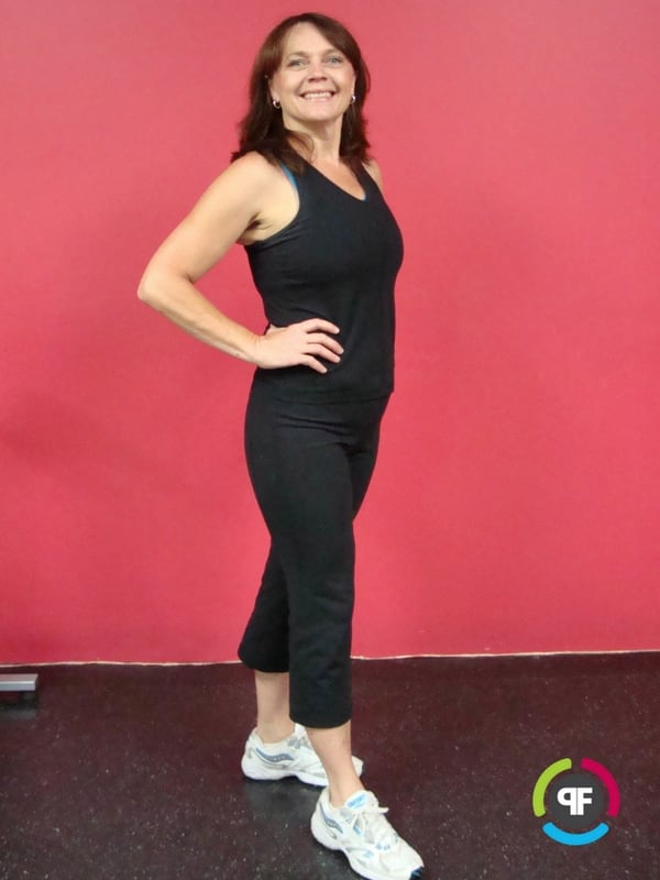 Mary D. , push!FITstudio Testimonials
