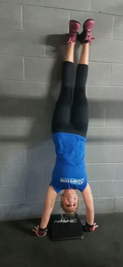 Christina Salema, Impact Fitness Testimonials