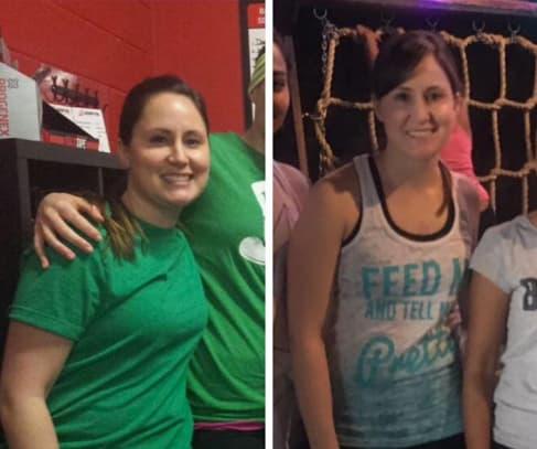 Kayla Giraldi, Impact Fitness Testimonials