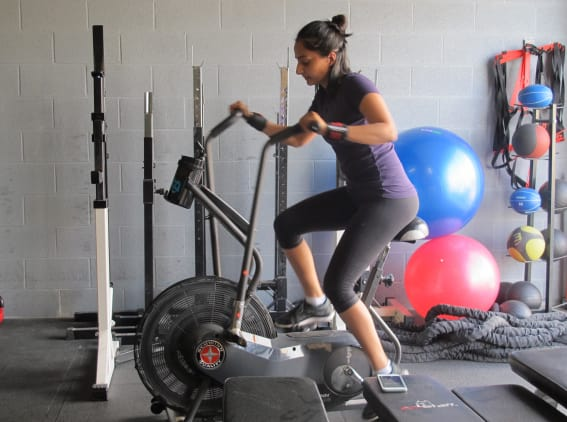 Manjot Khela, Impact Fitness Testimonials