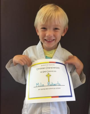 Milo, Three Dragons Martial Arts Academy Testimonials