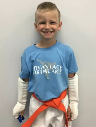 Kids Martial Arts Kearney
