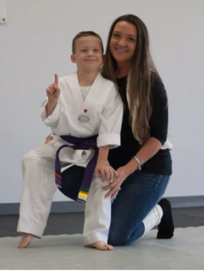The Jackson Family, Advantage Martial Arts Testimonials