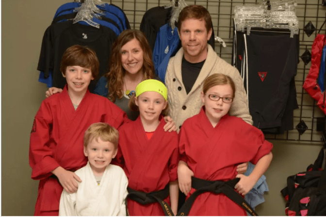 Chuck and Tammy Muller, Karate America - Appleton Testimonials