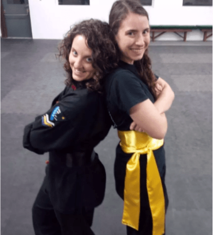 Bre G., Niagara Kung Fu Academy Testimonials