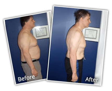 Paul Fitzgerald | Lost 36.2 lbs of body fat | Lost 7.25 inches off waist | Lost 11.3% bodyfat, Spectrum Fitness Consulting Testimonials