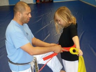 Jeff S. , Black Belt Center USA Testimonials