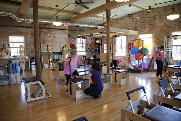 Pilates in Belmont