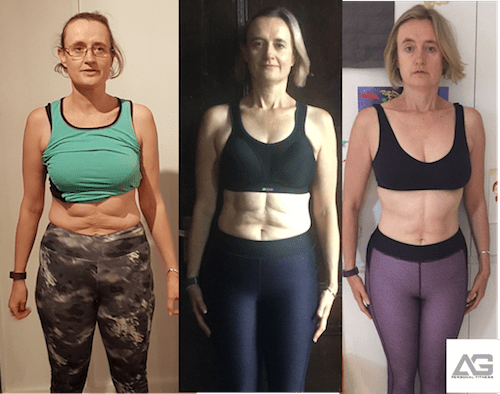 AG Personal Fitness Rachel Callan