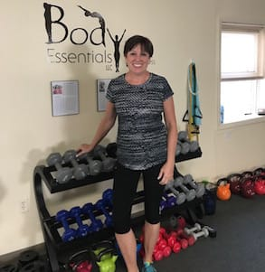 Susan D. , Body Essentials Personal Training & Wellness Testimonials