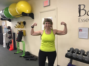 Julie C., Body Essentials Personal Training & Wellness Testimonials