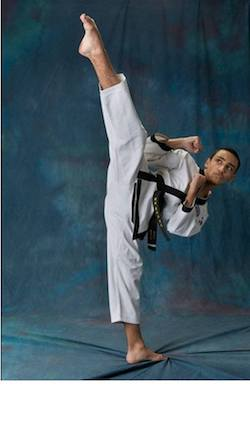 Nate Gordon's Black Belt Academy Antonio