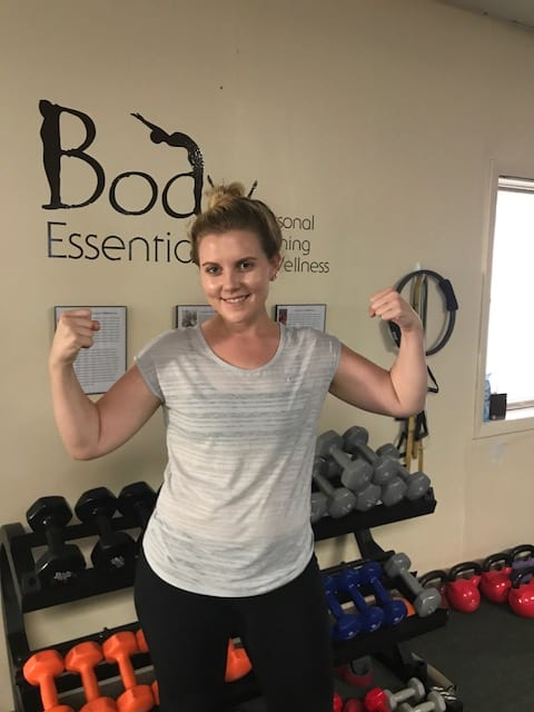Megan G. , Body Essentials Personal Training & Wellness Testimonials