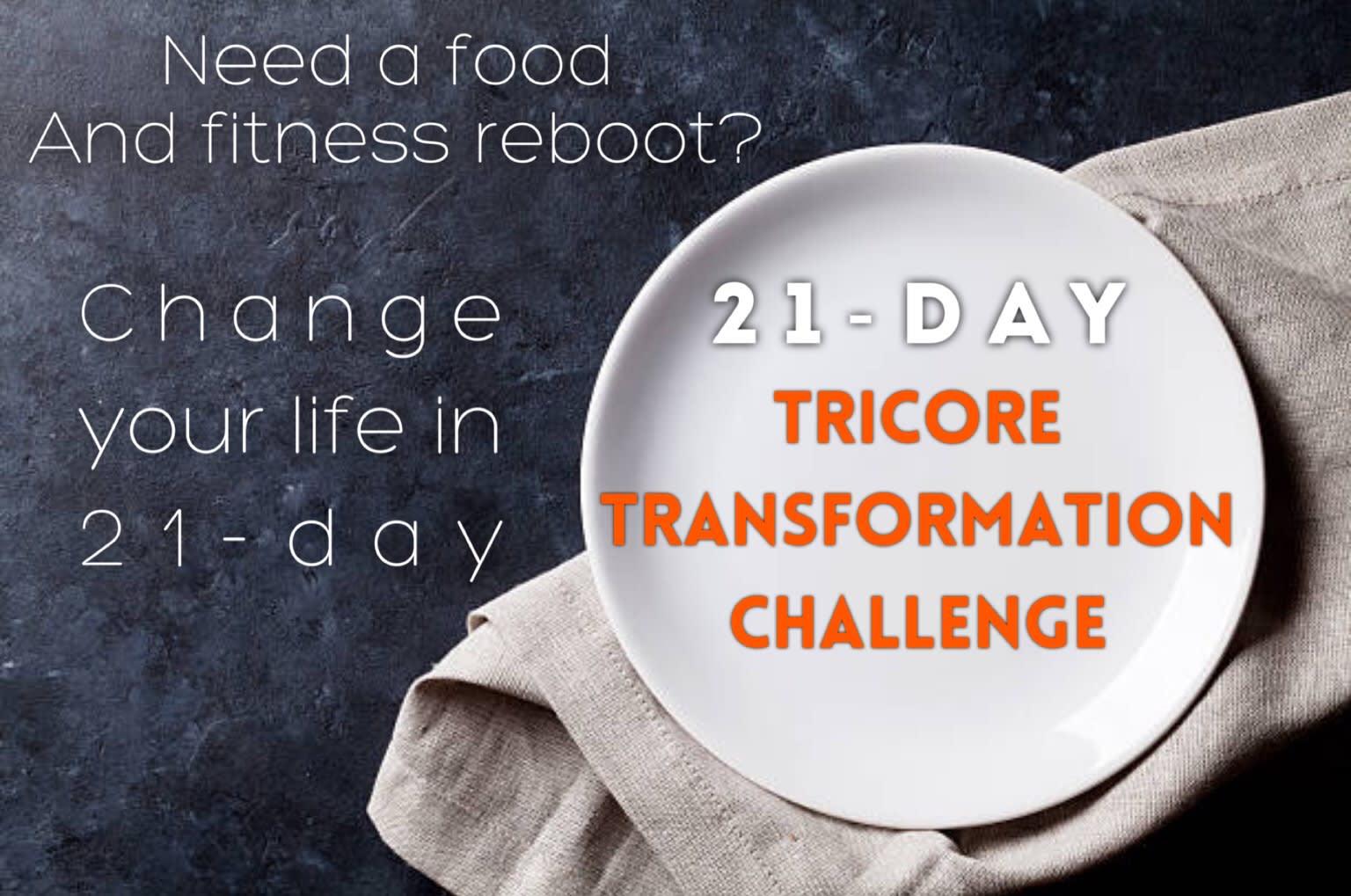 TRICORE 21-Day Transformation Challenge in Scottsdale - delaFIT