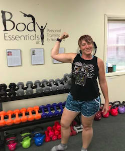 Dhawn S., Body Essentials Personal Training & Wellness Testimonials